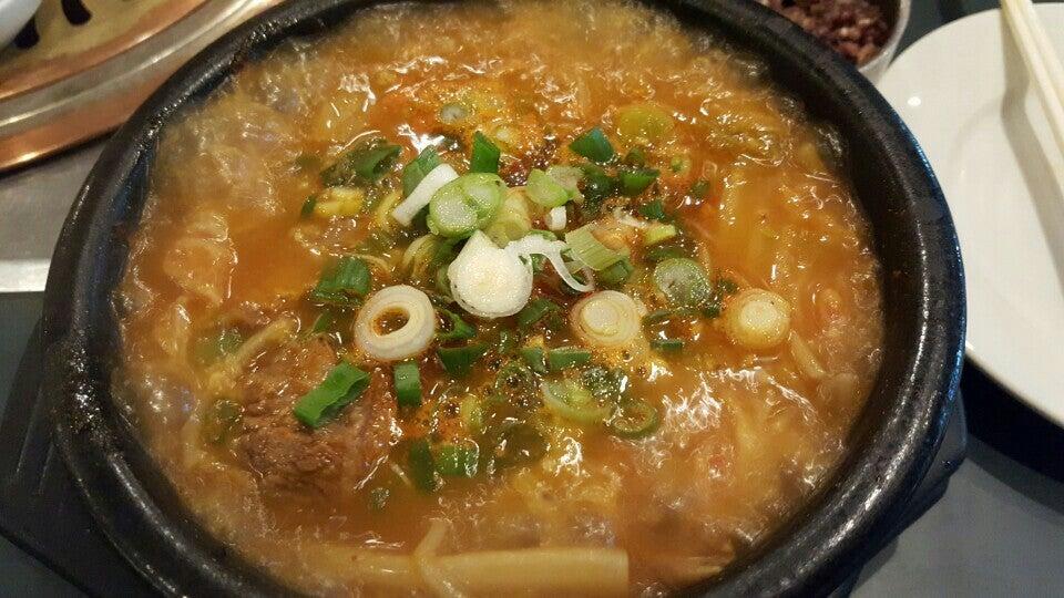 Kang Suh Restaurant,korean