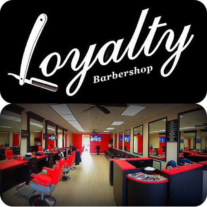 Loyalty Barber Shop,