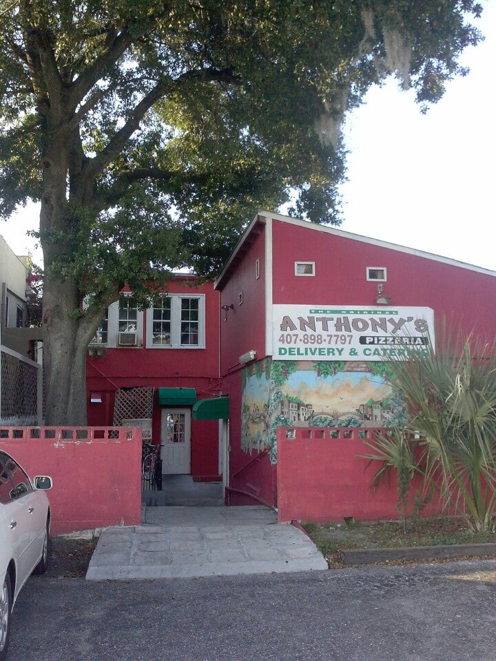 Anthony's Pizzeria Delivery and Catering,pizza
