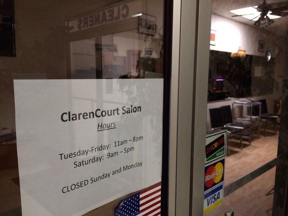 Clarencourt Salon,