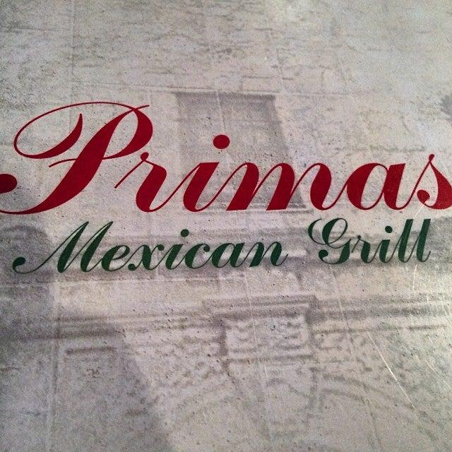 Primas Mexican Grill