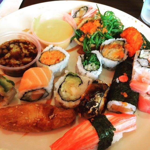 Tokyo Hibachi & Sushi Buffet,chinese,japanese,buffet