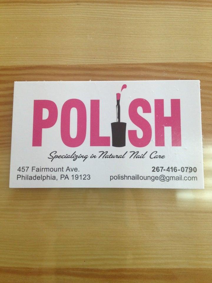 Polish Nail Lounge,