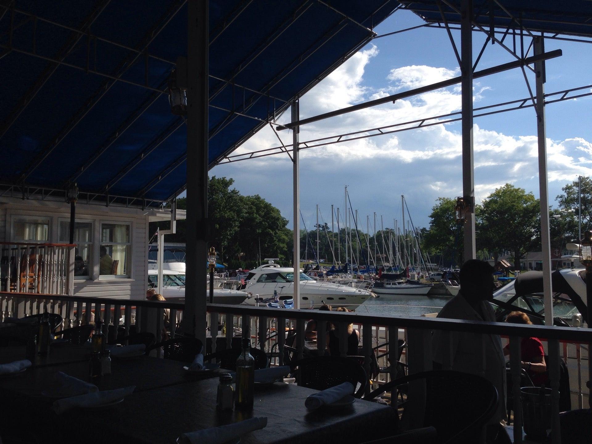 Wilson Boat House,