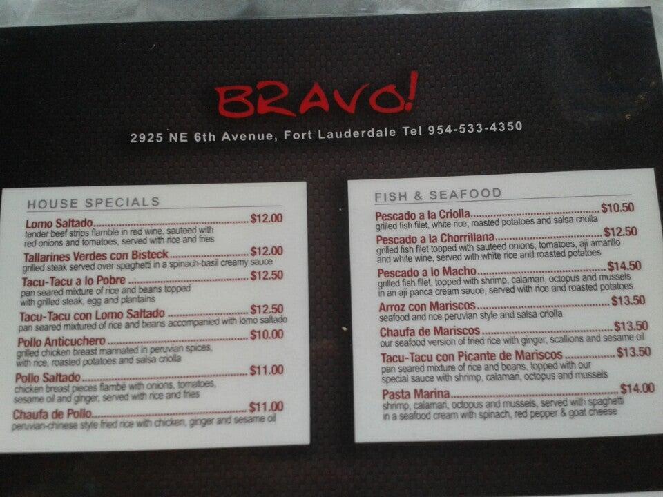 Bravo! Gourmet Sandwich