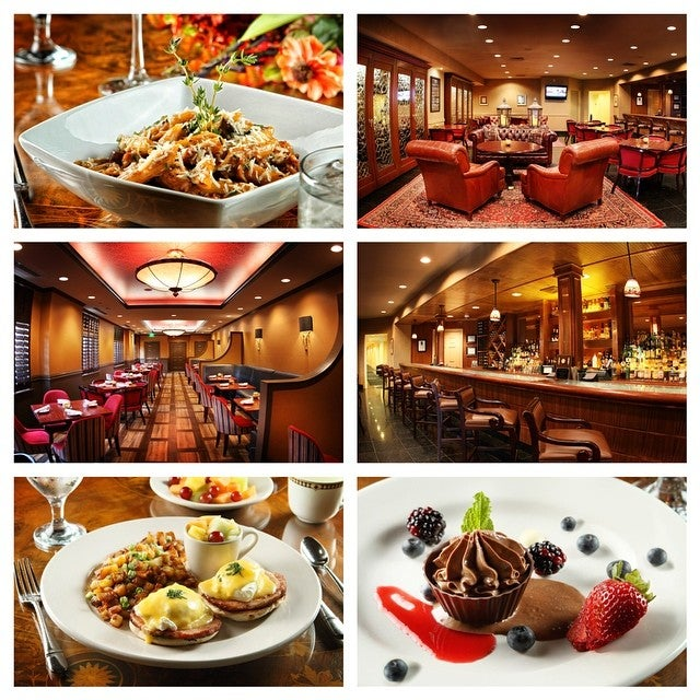 1060 Restaurant At The Genesee Grande Hotel,