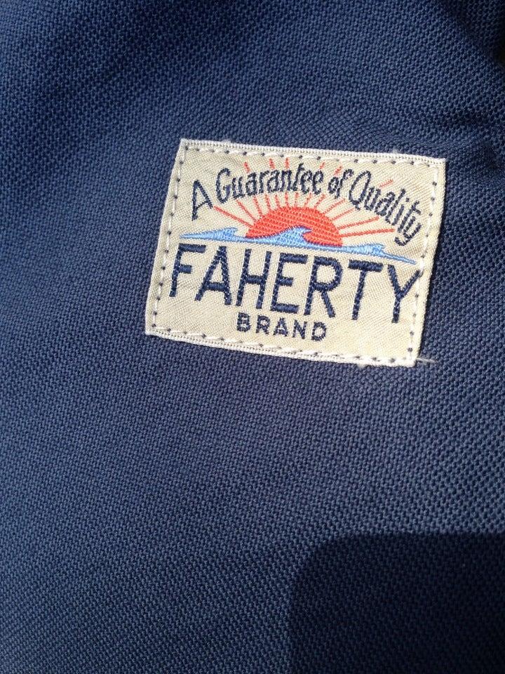 Faherty Brand,