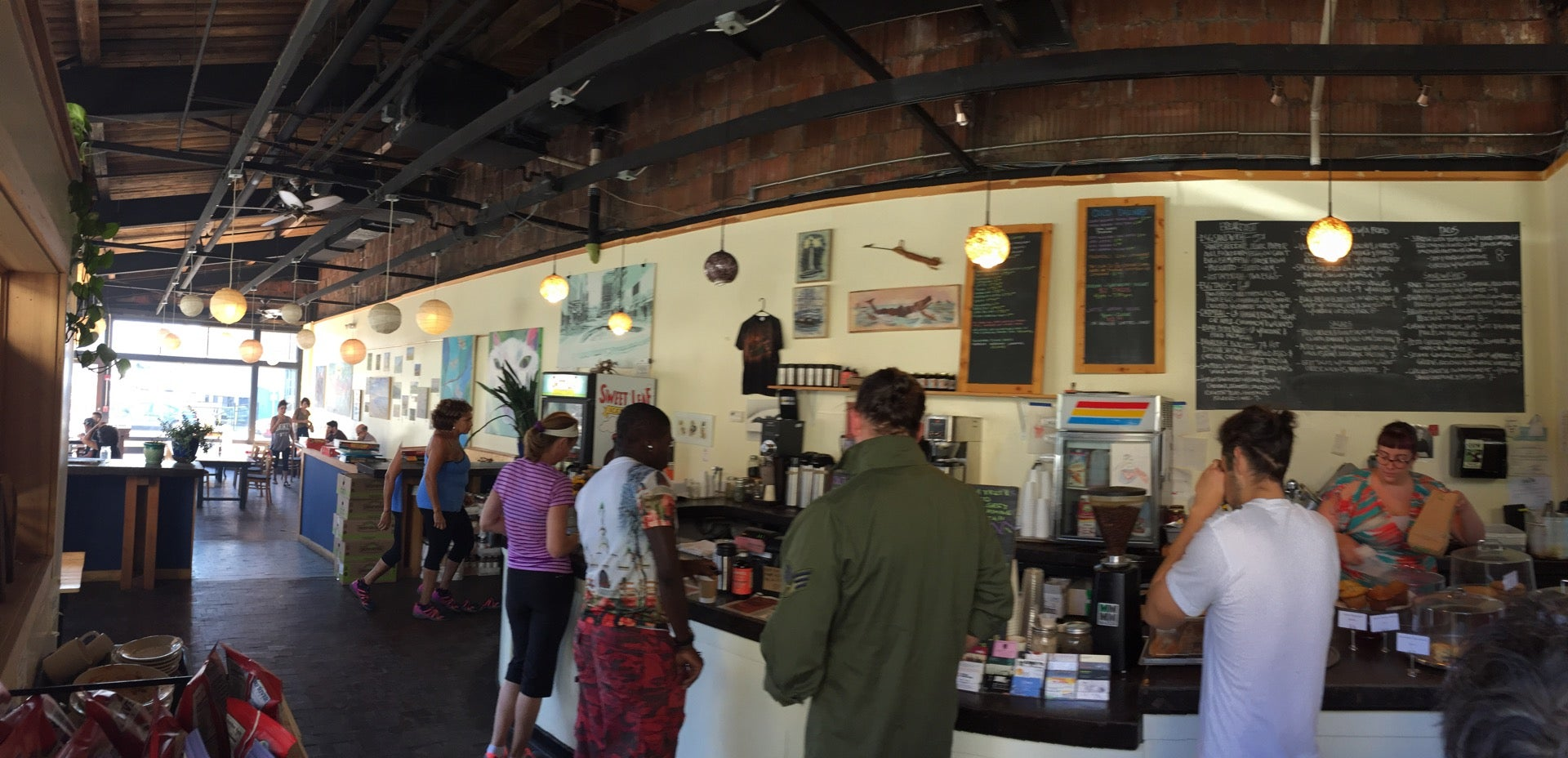 Washington Street Coffee House,