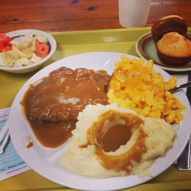 Cedar House Cafeteria,