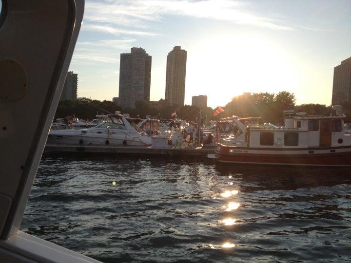 Diversey Yacht Club,