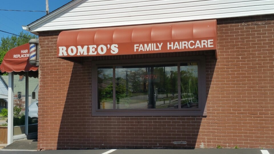 Romeo's Frank A Family Hairstyling Center,