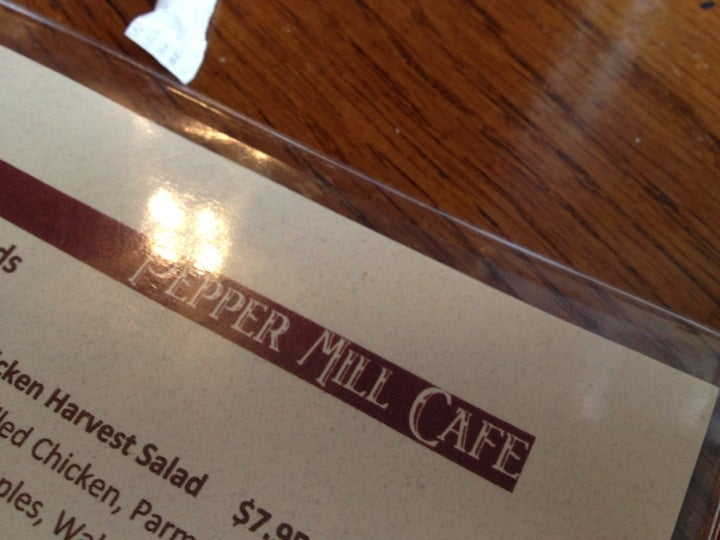 Pepper Mill Cafe,