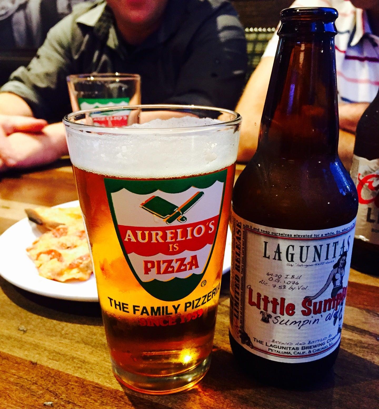 Aurelio's Pizza South loop,