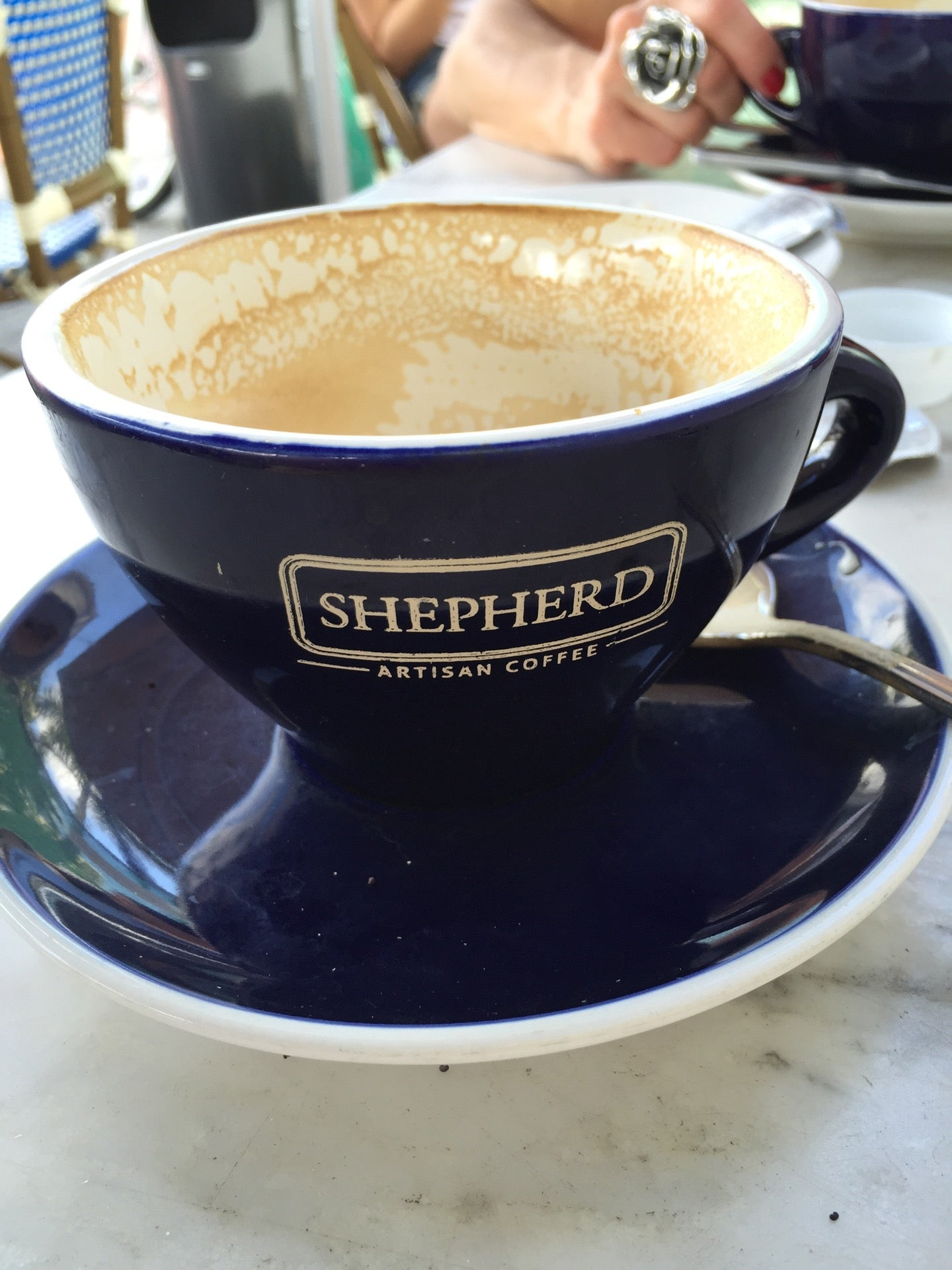 Shepherd Artisan Coffee,