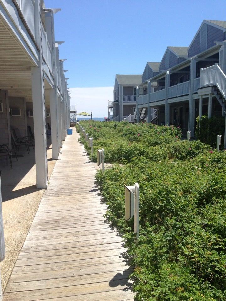 Ocean Walk Hotel,