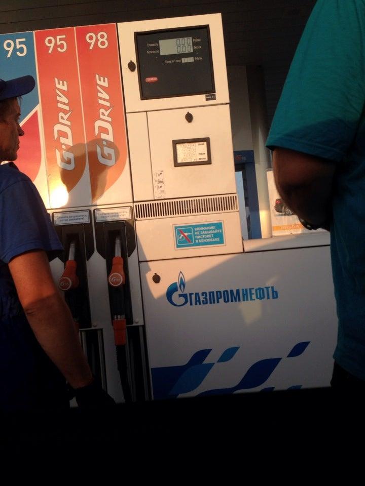 АЗС Газпромнефть фото 2