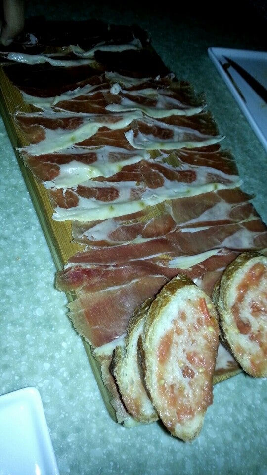 Pata Negra,jamon,sangria,spanish,tapas,wine bar