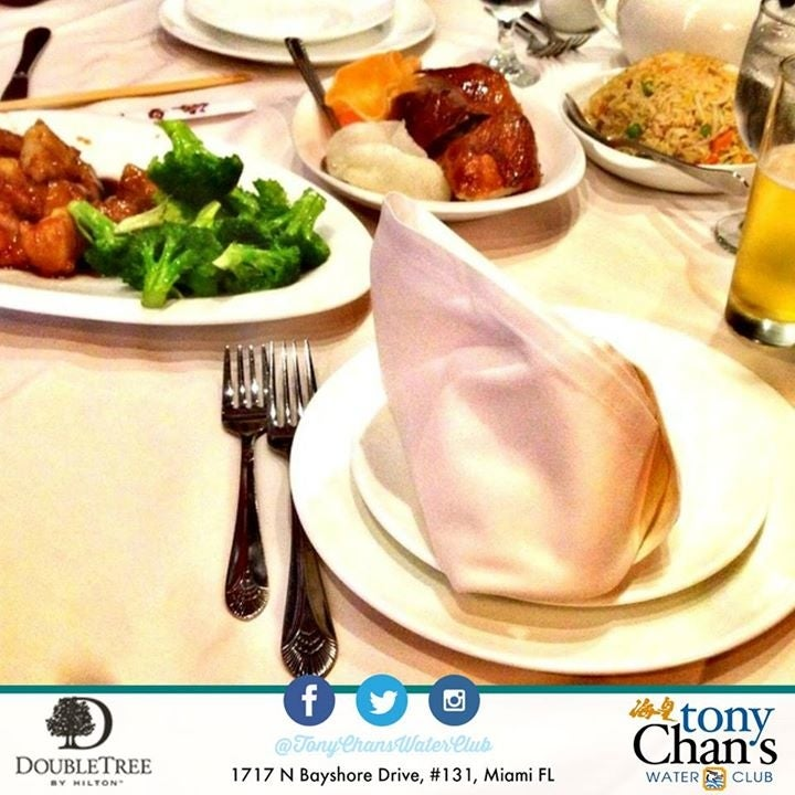 Tony Chan's Water Club,