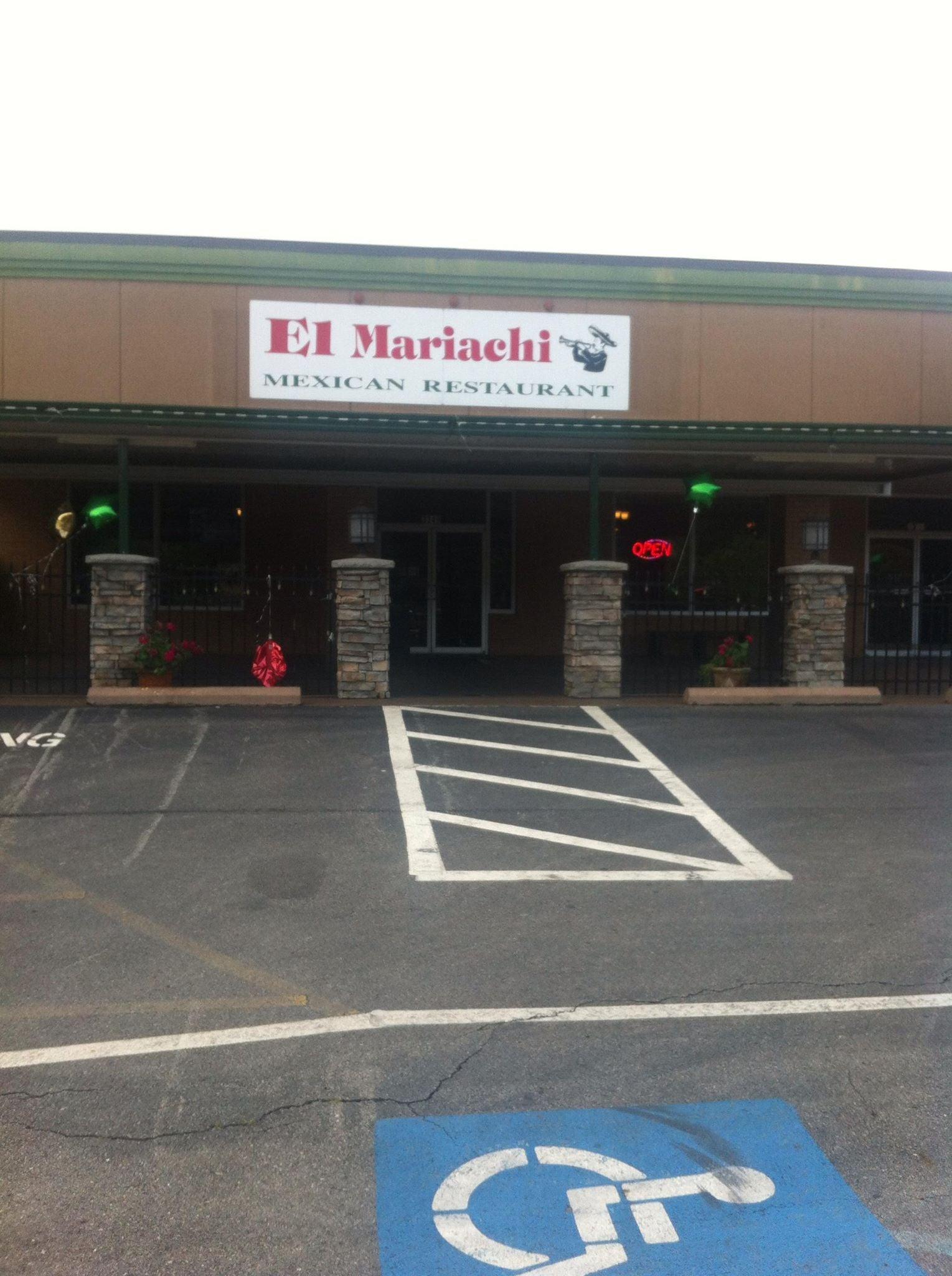 El Mariachi Rest,