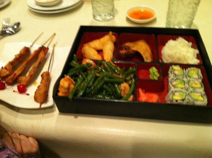 Cherry Garden,sushi