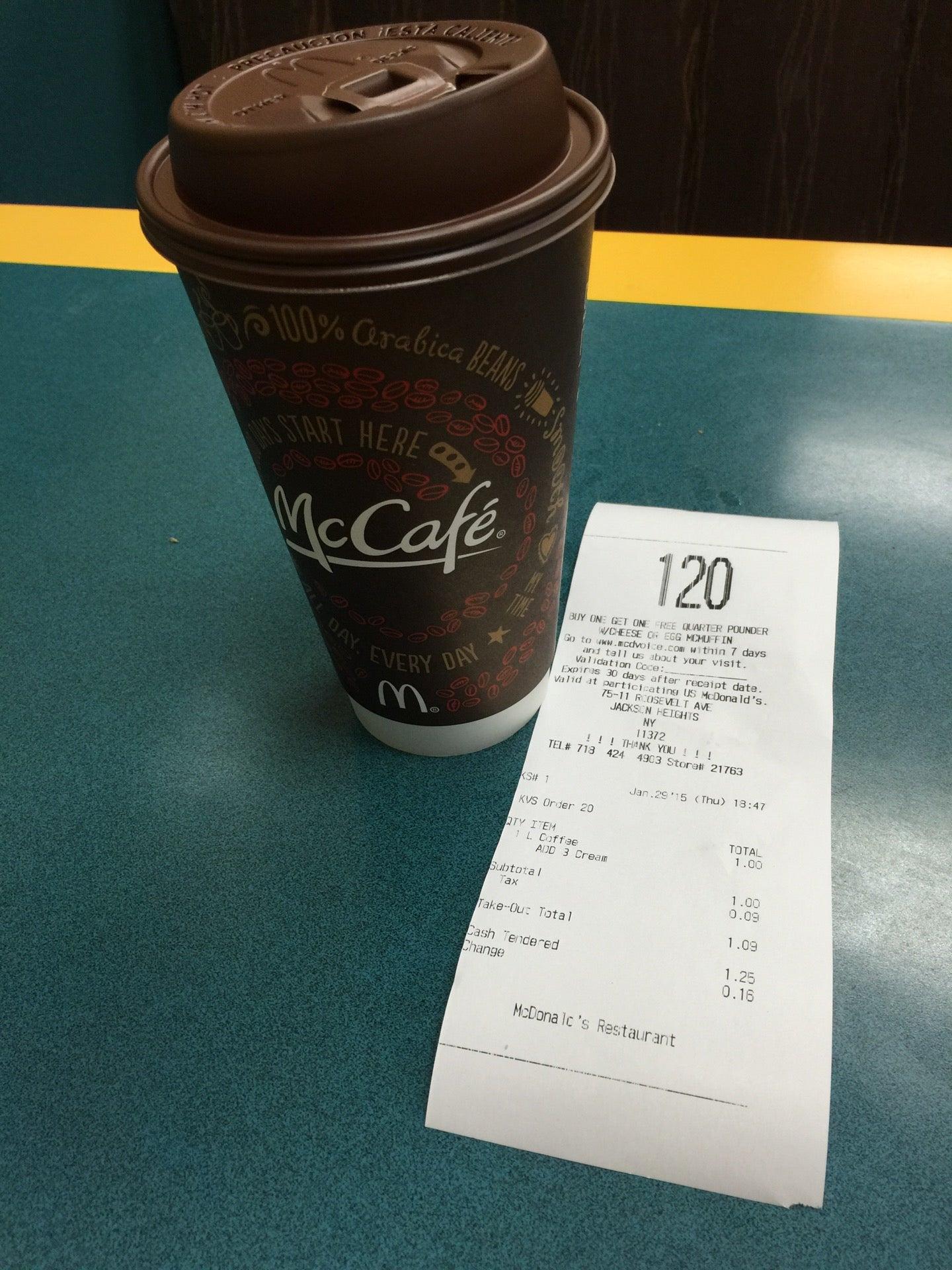 McDonald's,breakfast,burgers,coffee,fast food,french fries,mcdonalds