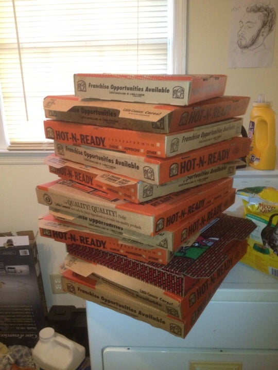 Little Caesars Pizza,