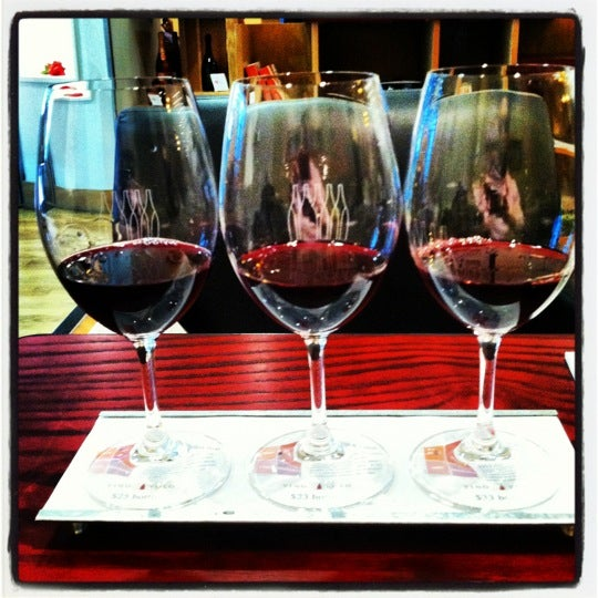 Vino Volo Wine Room