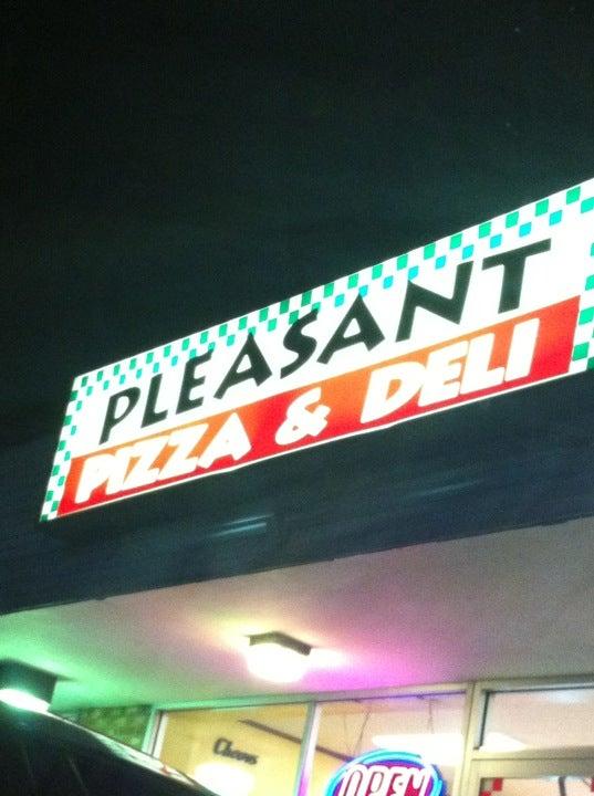 Pleasant Pizza & Deli,