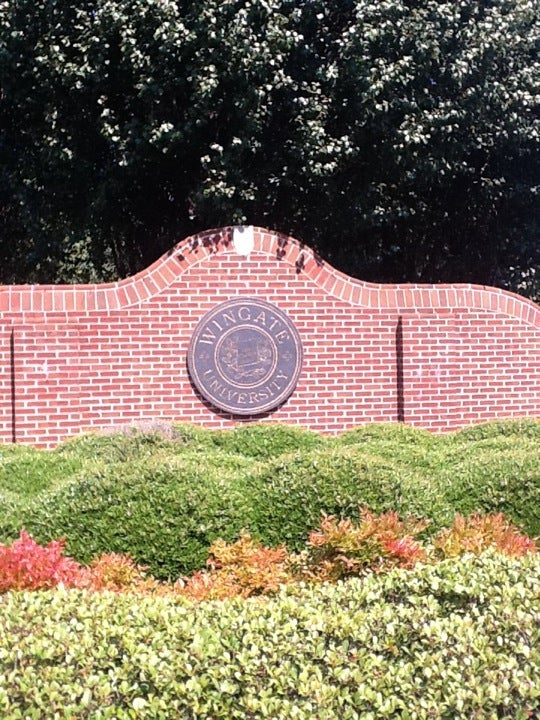 Wingate University,major in a great life!