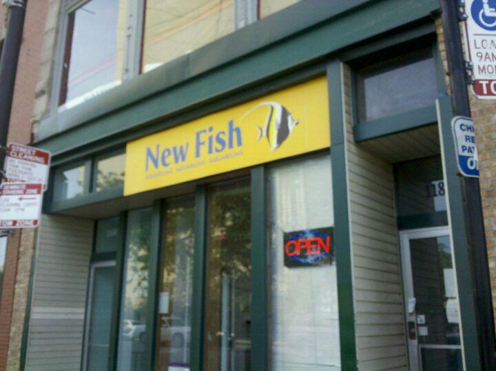 New Fish Inc,