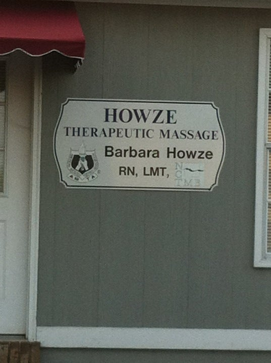 HOWZE THERAPEUTIC MASSAGE,