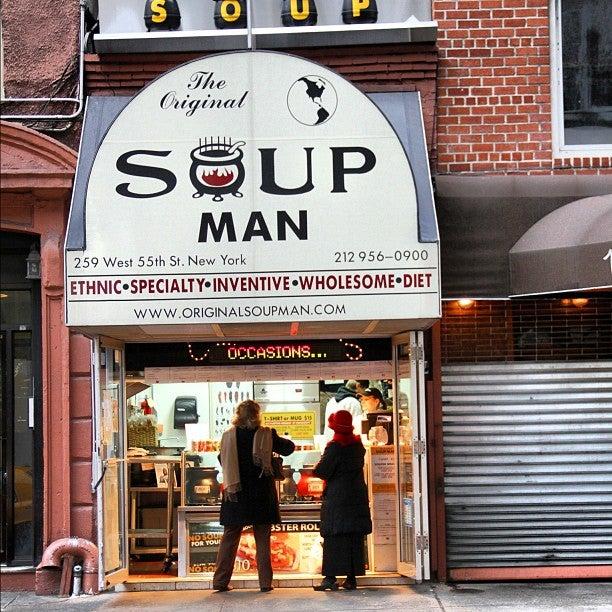 The Original Soup Man,seinfeld,soup