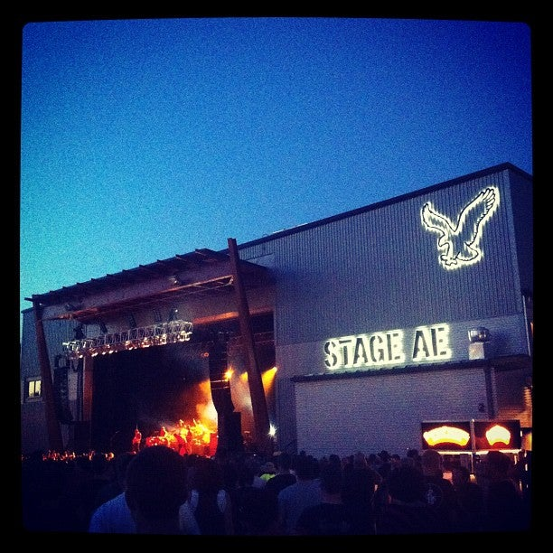 Stage AE