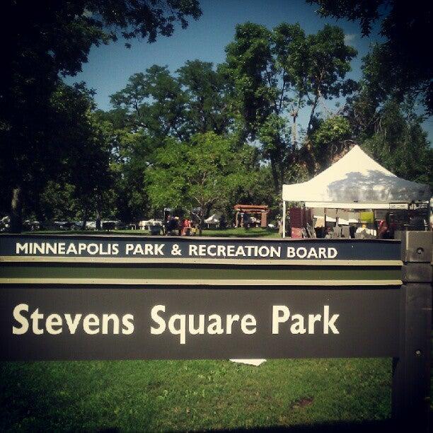 Stevens Square Park