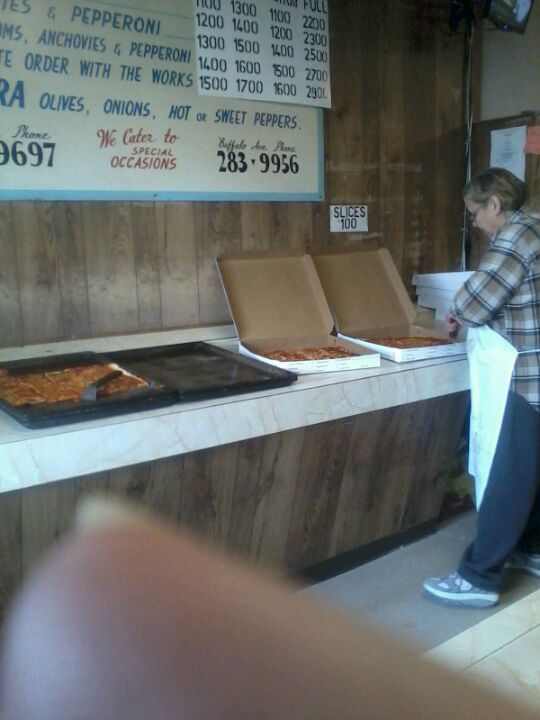 Pizza Oven,