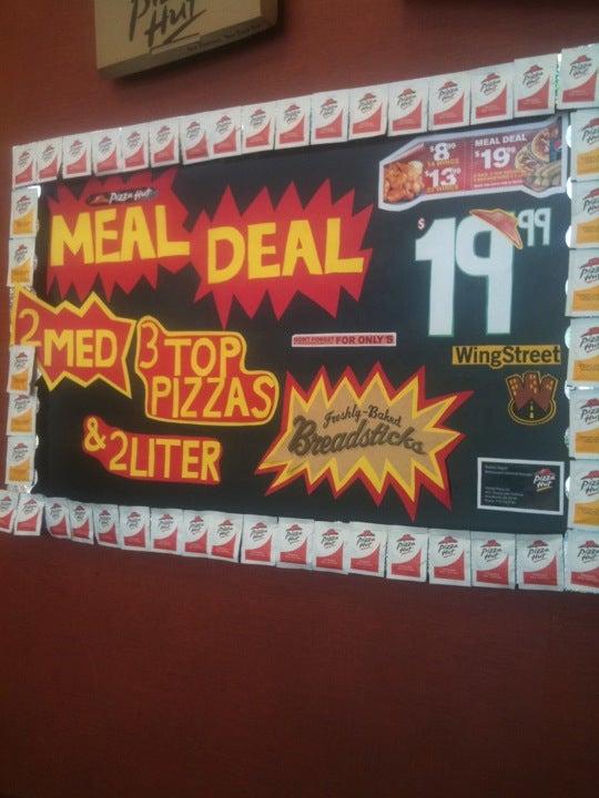 Pizza Hut Wingstreet,