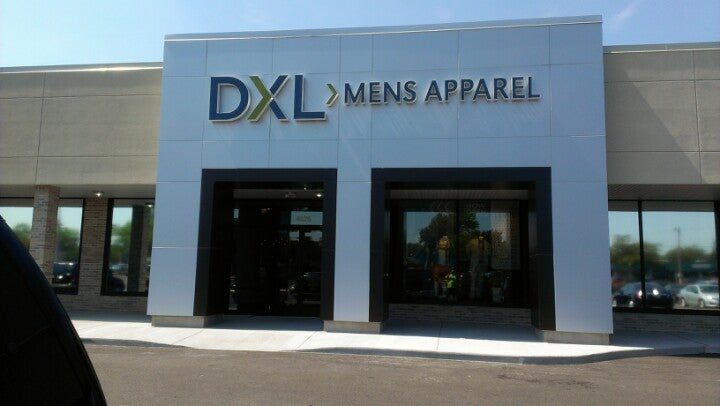 DXL Destination XL,