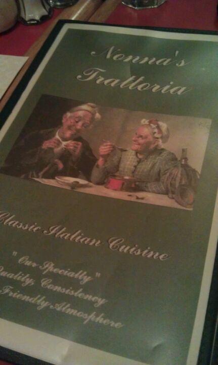 Nonna's Trattoria,