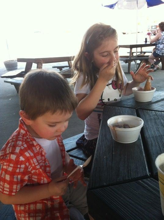 Nicky Doodles,ice cream