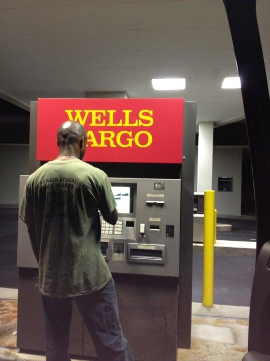 WELLS FARGO BANK,