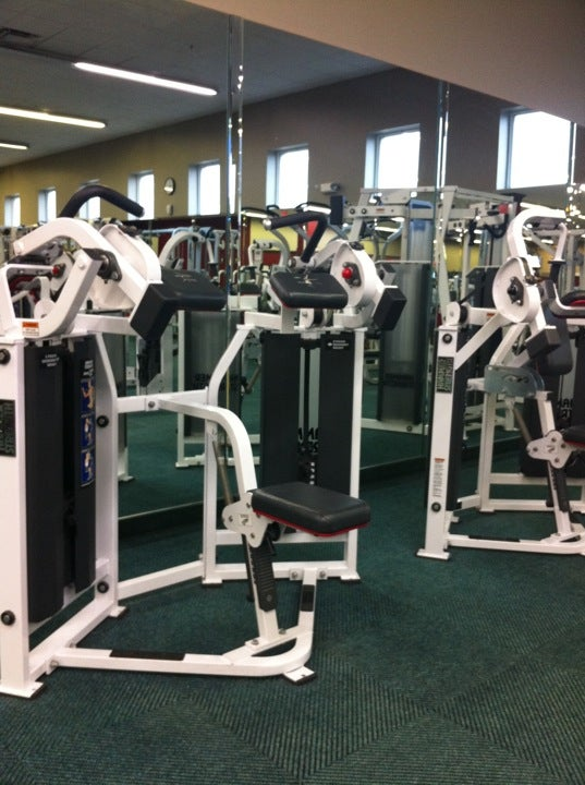The Gym Of Boca Raton,gym