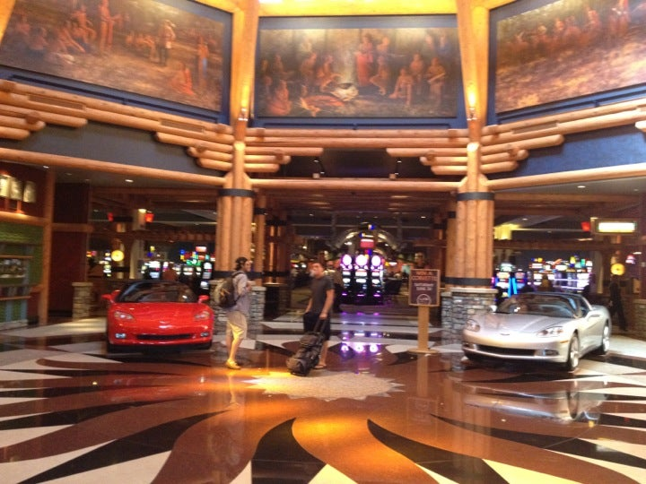 Fourwinds casino casino decorations ideas