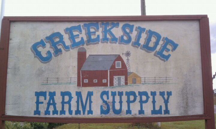 CREEKSIDE FARM SUPPLY,
