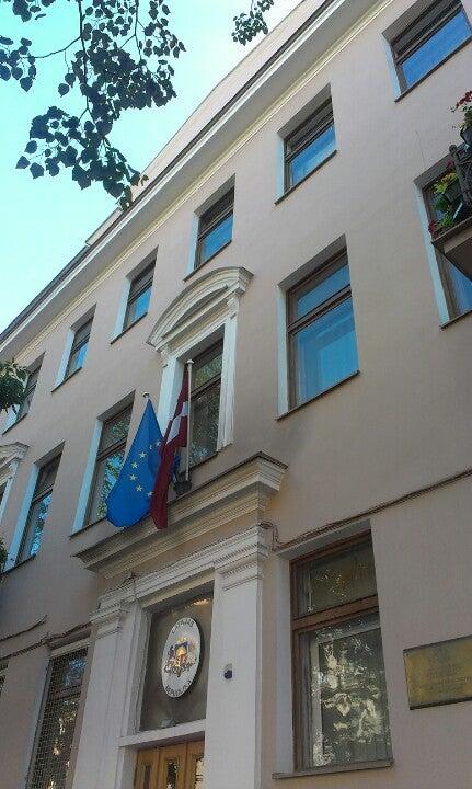 Визовое посольство греции