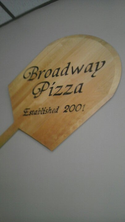 BROADWAY PIZZA & CATERING,