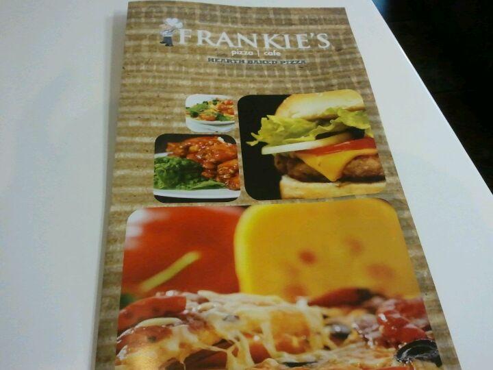 Frankie's Pizza Cafe,