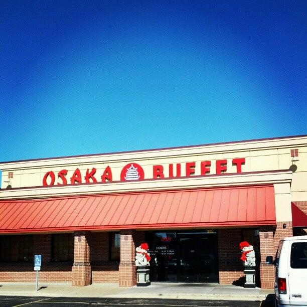 Osaka Sushi And Grill Buffet
