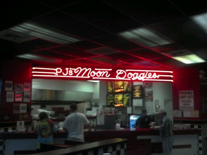 P.J.'s Moon Doggies,