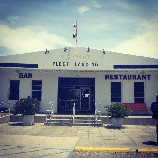 Fleet Landing