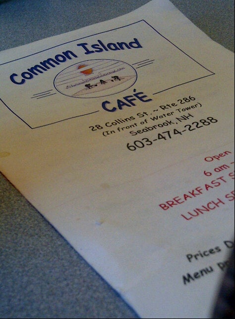 Common Island Cafe,